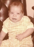 Michael baby picture